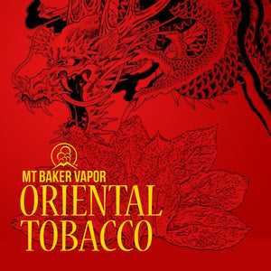 Mt Baker Vapor - Oriental Tobacco (100ml eliquid)