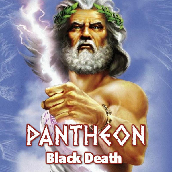 Motivape 100ml Clone Flavour - Pantheon Black Death (Black Reloaded) e-liquid