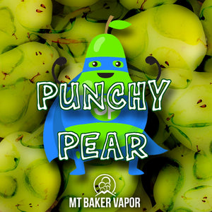 Mt Baker Vapor - Punchy Pear (100ml eliquid)