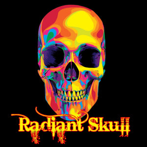 Radiant Skull (100ml eliquid made from Rainbow Skull)