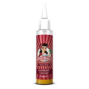 Mums Home Baked - Raspberry Custard (50ml Shortfill eliquid)