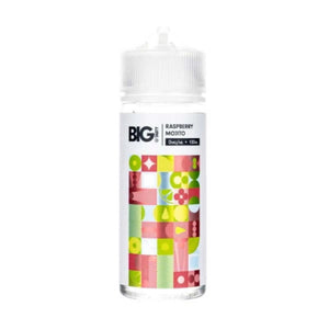 Big Tasty - Raspberry Mojito (100ml Shortfill)