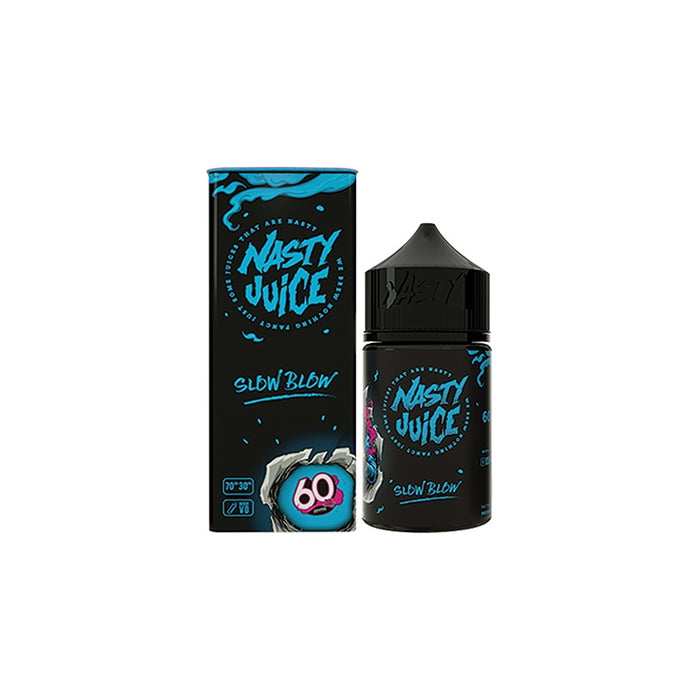 Nasty Juice - Slow Blow (50ml Shortfill)