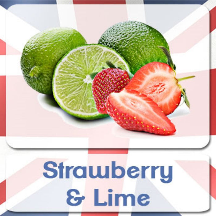 Ultimate Version 2 - Strawberry and Lime (10ml Bottle) | e liquid