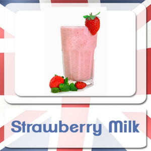 Ultimate Version 2 - Strawberry Milk (10ml Bottle) | e liquid