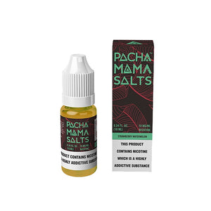 Pachamama Salts - Strawberry Watermelon (10ml)