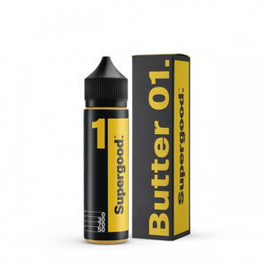 Supergood Butter - 1 (50ml Shortfill)