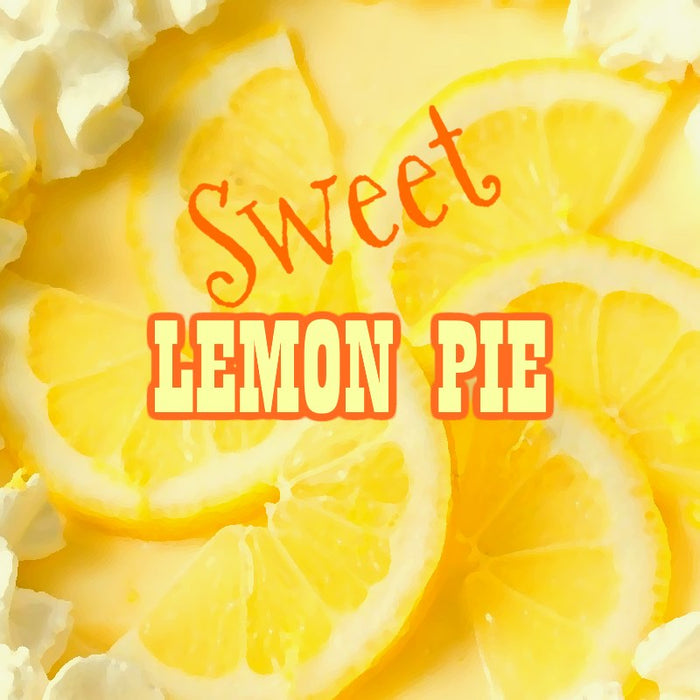 Vampire Vape - Sweet Lemon Pie (100ml eliquid)