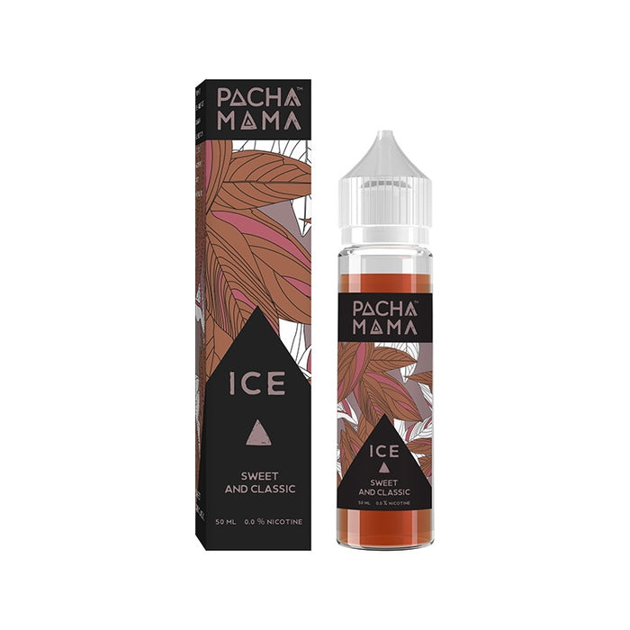 Pachamama Ice - Sweet & Classic Ice (50ml Shortfill)