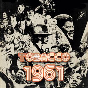 Tobacco 1961 (100ml eliquid)