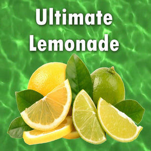 Ultimate Lemonade - 100ml bottle of e liquid made in the UK