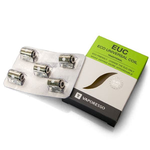 Vaporesso EUC TRADITIONAL Coils (5-Pack)