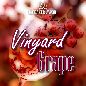 Mt Baker Vapor - Vineyard Grape (100ml eliquid)