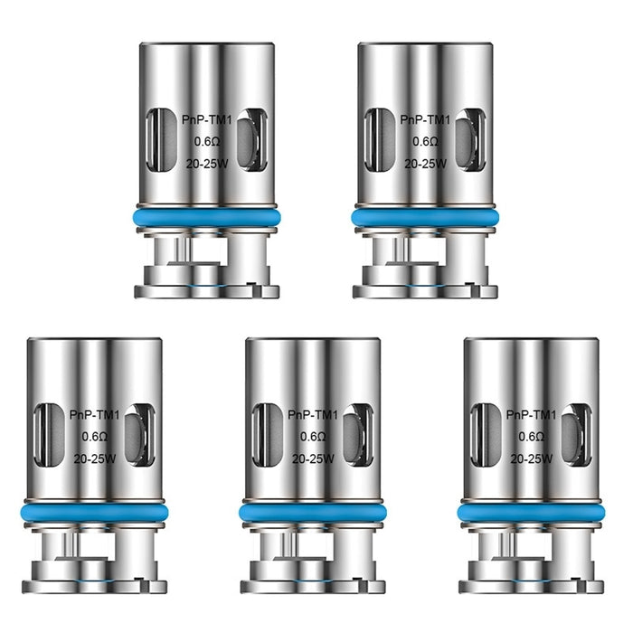 Voopoo PnP-TM1 0.6ohm Mesh Coils (5 Pack)