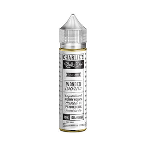 Charlies Chalk Dust - Wonder Worm (50ml eliquid)