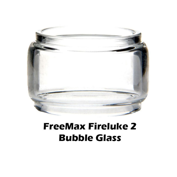 FreeMax Fireluke 2 Bubble Glass 4ml