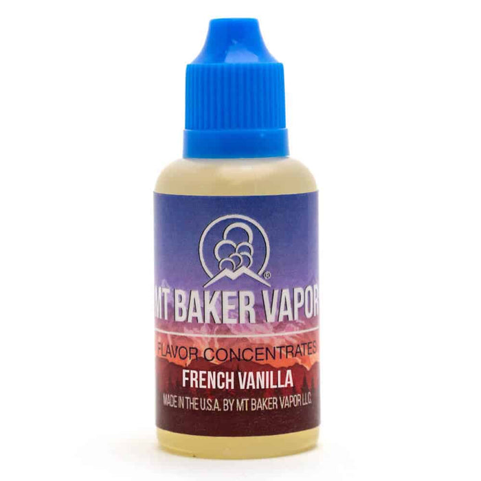 French Vanilla - 30ml Flavour Concentrate
