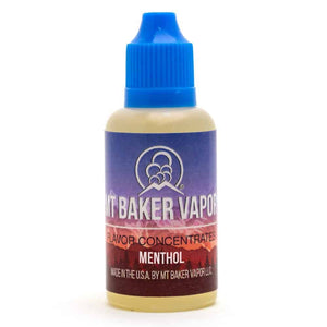 Menthol - 30ml Flavour Concentrate