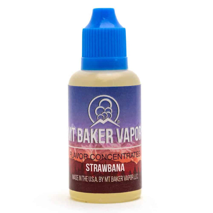 Strawbana - 30ml Flavour Concentrate