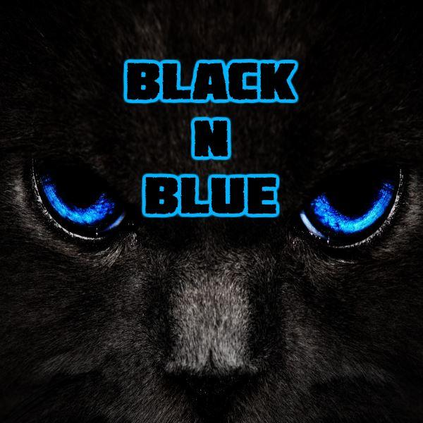 Black n Blue (T-Juice) 100ml eliquid
