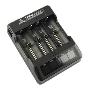 XTAR VP4 Four Bay Lithium-ion Battery Charger