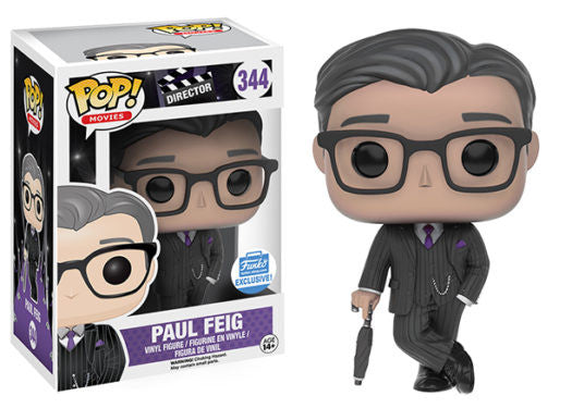 Funko POP! - Directors  - Paul Feig (344) Funko Shop Exclusive
