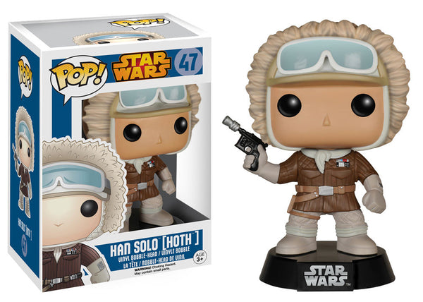 Funko POP! Star Wars - Han Solo (Hoth) (47)