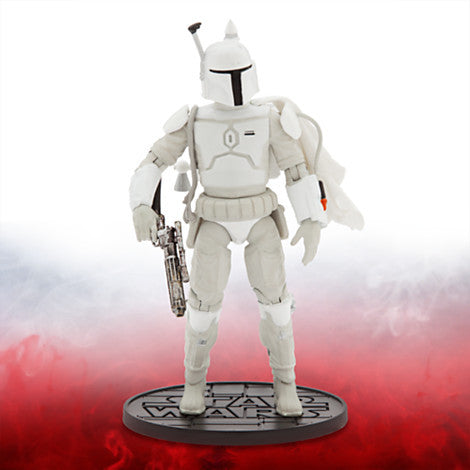 Star Wars Elite Series - Boba Fett Prototype Die Cast Action Figure