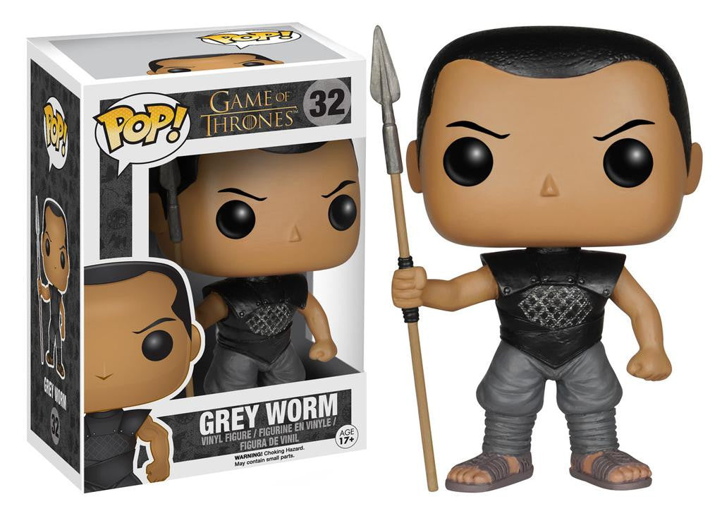 Funko POP! - Game of Thrones - Grey Worm (40)