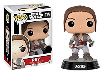 Funko POP! Star Wars - Rey * Final Scene* (104) - Walgreens Exclusive