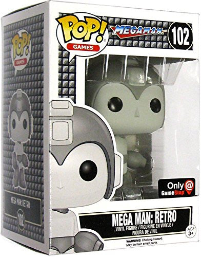 Funko POP! - Mega Man - Mega Man: Retro (102) GameStop Exclusive