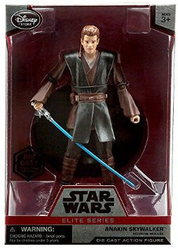 Star Wars Elite Series - Anakin Skywalker Die Cast Action Figure