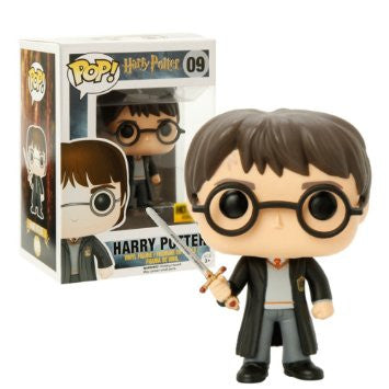 Funko POP! Harry Potter - Harry with The Sword of Gryffindor (09) - Hot Topic Exclusive
