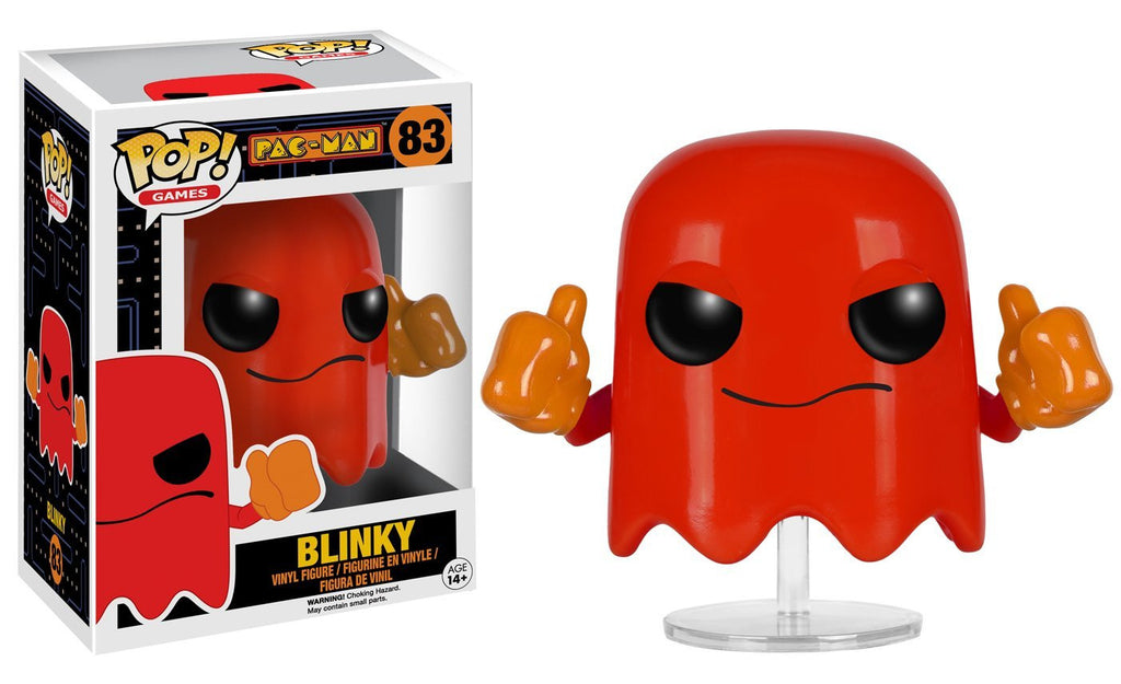 Funko POP! - Pac Man - Blinky (83)