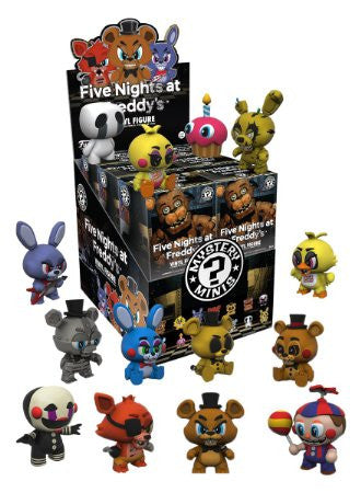 Funko Mystery Minis - Five Nights at Freddy's