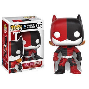 Funko POP! DC Super Heroes  - Harley Quinn Impopster (127)