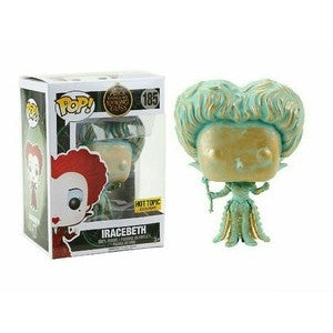 Funko POP! - Alice Through the Looking Glass - Iracebeth (Patina) (185) *Hot Topic Exclusice*