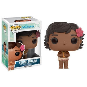 Funko POP! - Moana - Young Moana (215)