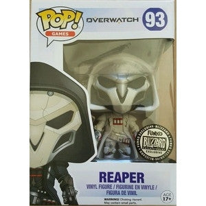 Funko POP! - Overwatch - Reaper (Wraith) (93) * Blizzard Exclusive *