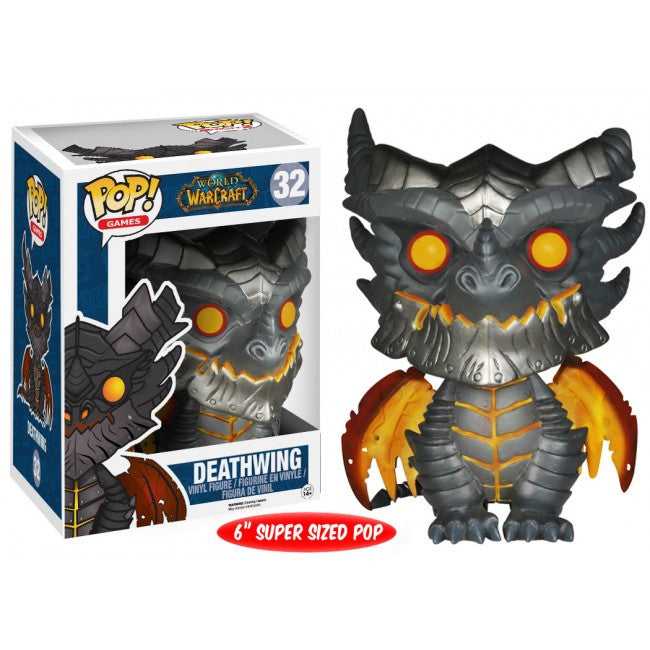 Funko POP! - World of Warcraft - Deathwing (32)