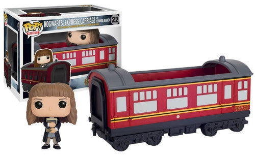 Funko POP! Rides - Harry Potter - Hogwarts Express Carriage w/ Hermione (22)