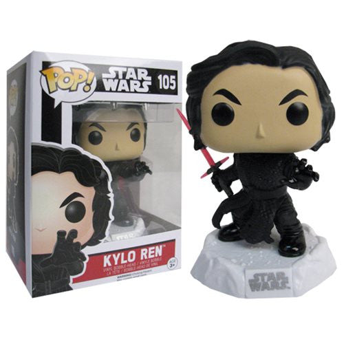 Funko POP! - Star Wars - Kylo Ren (105)