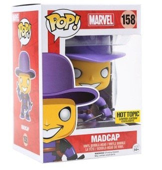 Funko POP! Marvel - Madcap (158) - Hot Topic Exclusive