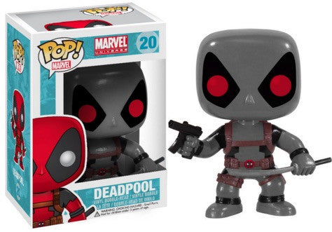 Funko POP! Marvel - Deadpool (20) X-Force - Hot Topic Exclusive
