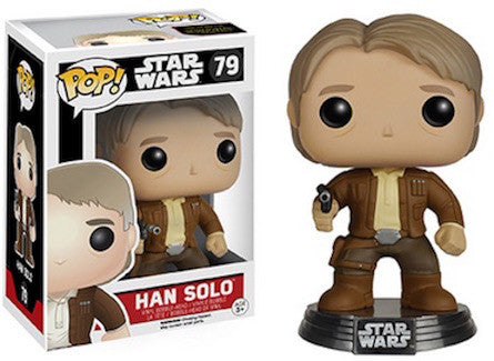 Funko POP! Star Wars - Han Solo (79)