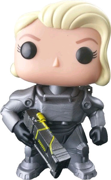 Funko POP! - Fallout - Power Armor (Unmasked Female) (67) *Gamestop Exclusive*
