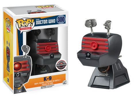 Funko POP! - Doctor Who - K-9 (300) - GameStop Exclusive