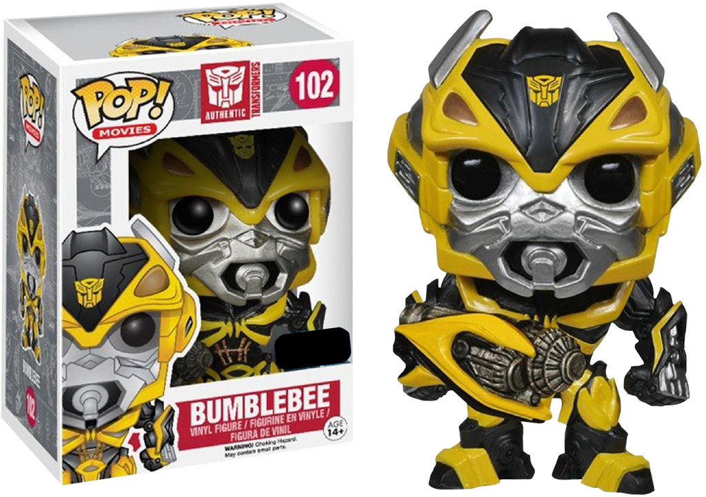 Funko POP! - Transformers - Bumblebee (Arm Cannon) (102)