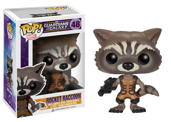 Funko POP! - Guardians of the Galaxy - Rocket Racoon (48)
