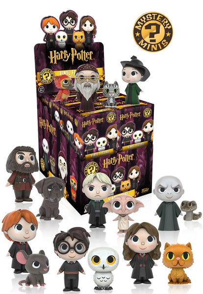 Funko Mystery Minis - Harry Potter: Wizards & Pets